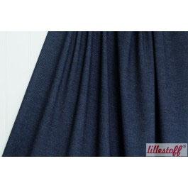 Jersey Jeans dunkelblau