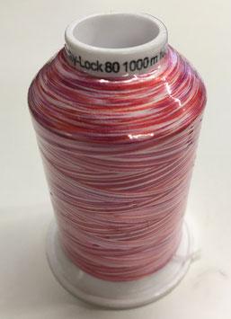 Bulky-Lock 80 1000m Multicolour col.9974