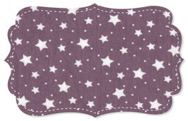 Interlock starry sky dusky orchid