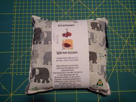 Kirschstein Kissen klein Elefant
