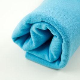 Bündchen meerblau