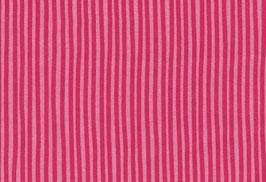 Baumwolle kbA Streifen pink-rosa
