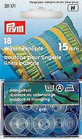 Wäscheknöpfe 15mm