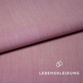 Chambray nature Pink