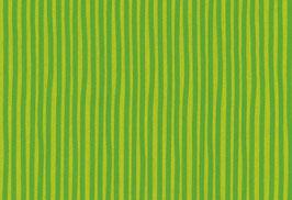 Baumwolle kbA Streifen grün-grün