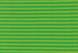 Strickbündchen kbA grün-grün
