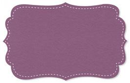 Bündchen dusty lavandar