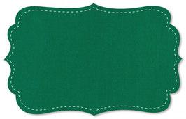 Lyocell uni quetzel green