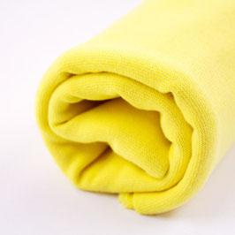 Bündchen frisches gelb