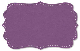 Interlock Uni dasty lavender