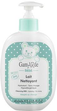 Leche limpiadora Bebé Gamarde-BIO