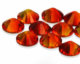 2028/2058 Fire Opal foiled (no glue)