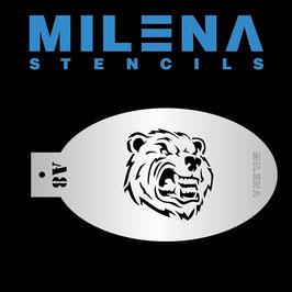 Milena Stencil A8