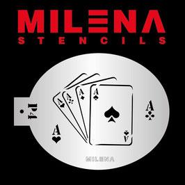 Milena Stencil P4