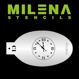 Milena Stencil C1