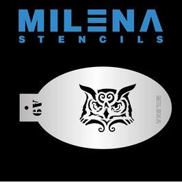 Milena Stencil A9