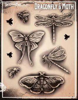 """Stencil """"Dragonfly"""""""