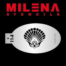 Milena Stencil P11