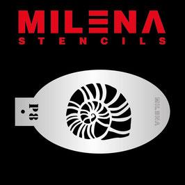 Milena Stencil P8