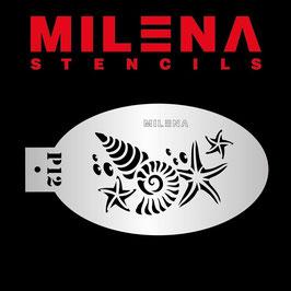 Milena Stencil P12
