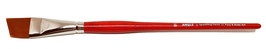 "Sparkling Faces Angle Brush, size 16 (3/4"")"