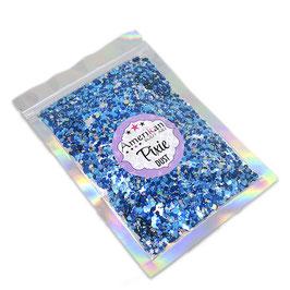 Chunky Glitter Midnight Blue