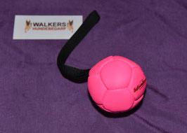 Lederball 8 cm mit Schlaufe