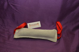 Beisswurst Leder 25 cm mit 2 Schlaufen
