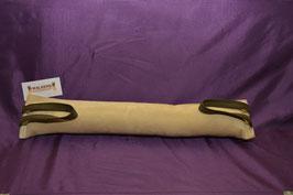 Beisswurst Leder 60 cm mit 2 Schlaufen