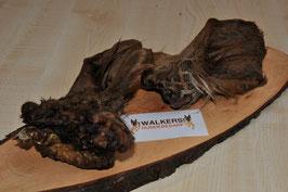 Rinderohren XXL, rustikal mit Fell und Ohrmuschel (2500 g)