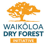 Carbon Mitigation Package including support of tropical dry forest restoration within the Waikoloa dry forest preserve on Hawai'i Island
