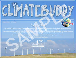 #CLIMATEBUDDY2019