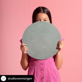"""Beton-Teller """"disk"""" groß"""