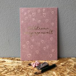 "Postkarte ""Tollste Oma"""