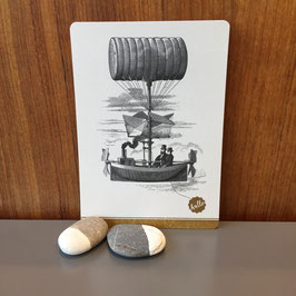 "Postkarte ""Luftschiff"""