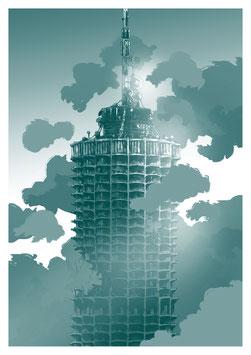 "Risoprint ""Hotelturm"""