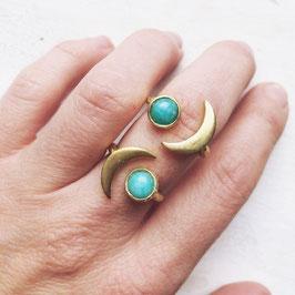 "Ring ""Mond & Erde"" II"