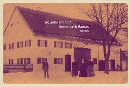 """Postkarten-Serie """"Heimat"""""""