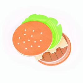 "Haft-Notizen ""Burger"""