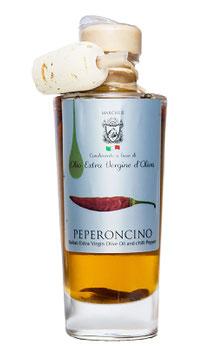 Olivenöl mit Peperoncino