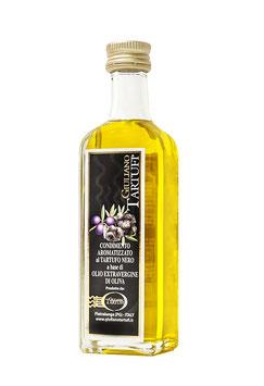 Olivenöl mit schwarzem Trüffelgeschmack 100ml