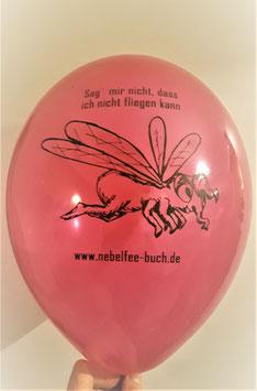 50 Lufballons - Sag mir nicht, dass ich nicht fliegen kann!
