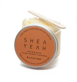Shea yeah body butter Blessing