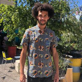 African & Swiss Cassare Shirt
