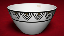 Cassare Dishes Kilimanjaro (CEREAL/DESSERT Bowl)