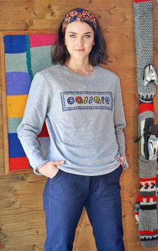 Cassare sweatshirt grey