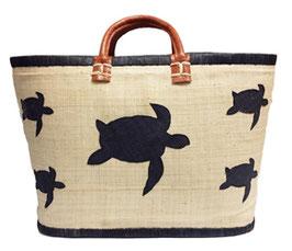 Raffia Beach bag