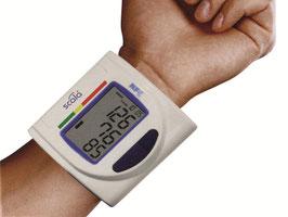 Handgelenk-Blutdruckmessgerät SC 6262