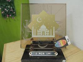 Plaque en altuglas mosquée