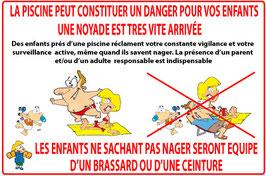 Surveillance des enfants cartoon Français